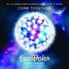 EUROVISION SONG CONTEST 2016 (Stockholm) 2 CD SET (2016)