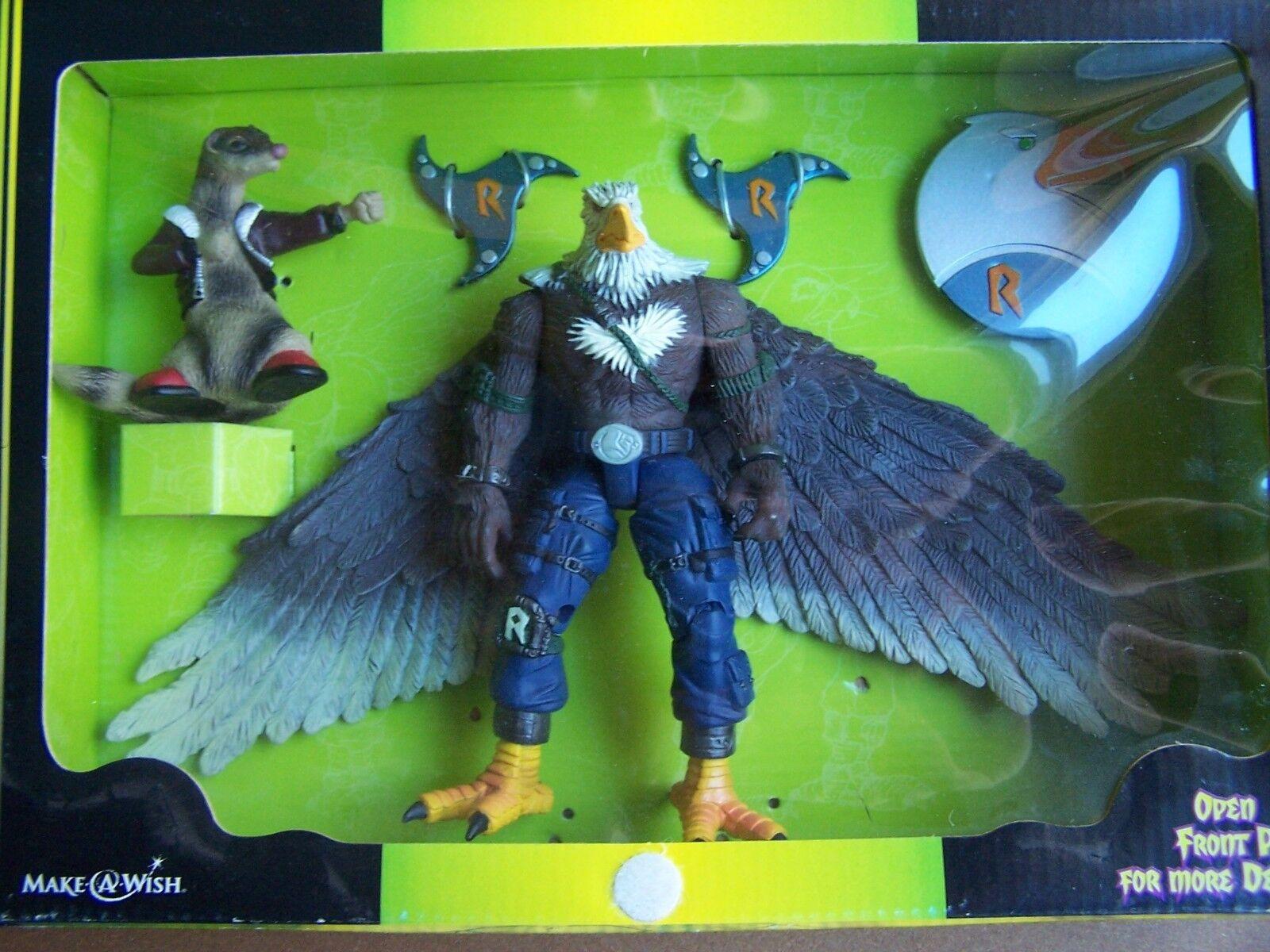 RAZOR Eagle USA KB Exclusive Make A Wish Boxed Complete SUPER RARE HTF OOP LTD
