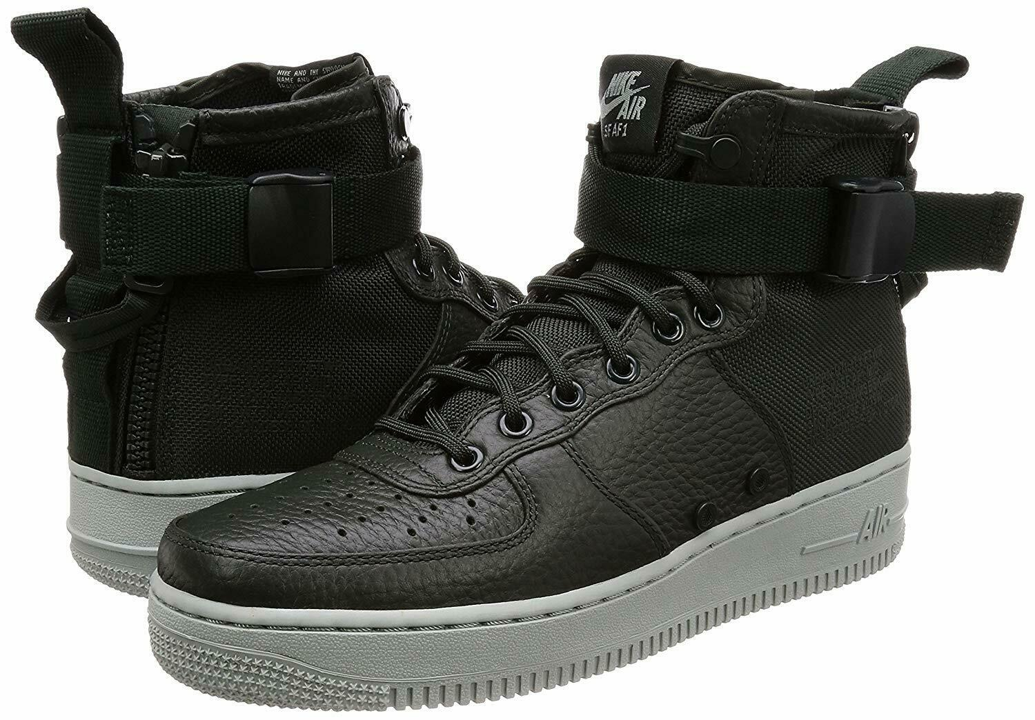 Women NIKE SF AIR FORCE 1 MID SIZE 8 NWOB