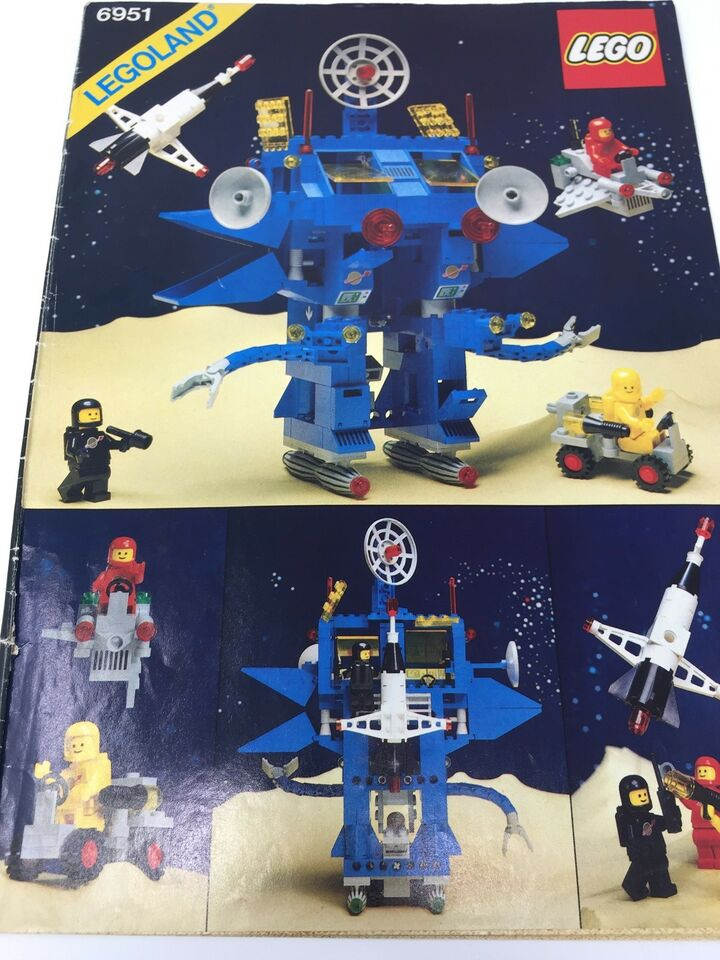 Lego Space, 6951