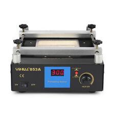 220v Yihua 853a Lead Free Preheat Station For Bga Smt Motherboard Rework Repair