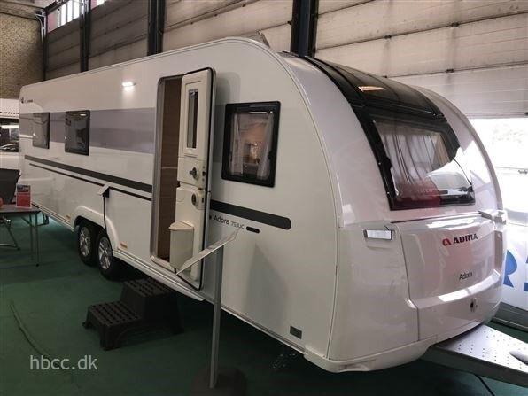 Adria Adora 753 UC, 2019, kg egenvægt 1750