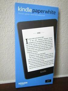 NEW 2021 AMAZON KINDLE PAPERWHITE READER 10TH GEN 32 GB ...