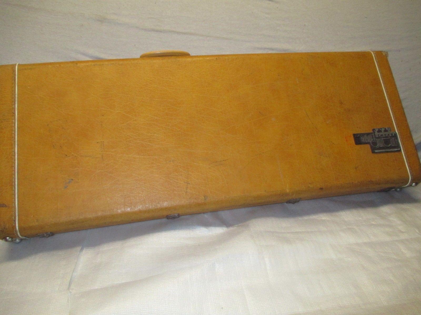 1979 KRAMER DMZ 1000 GUITAR CASE - made in USA