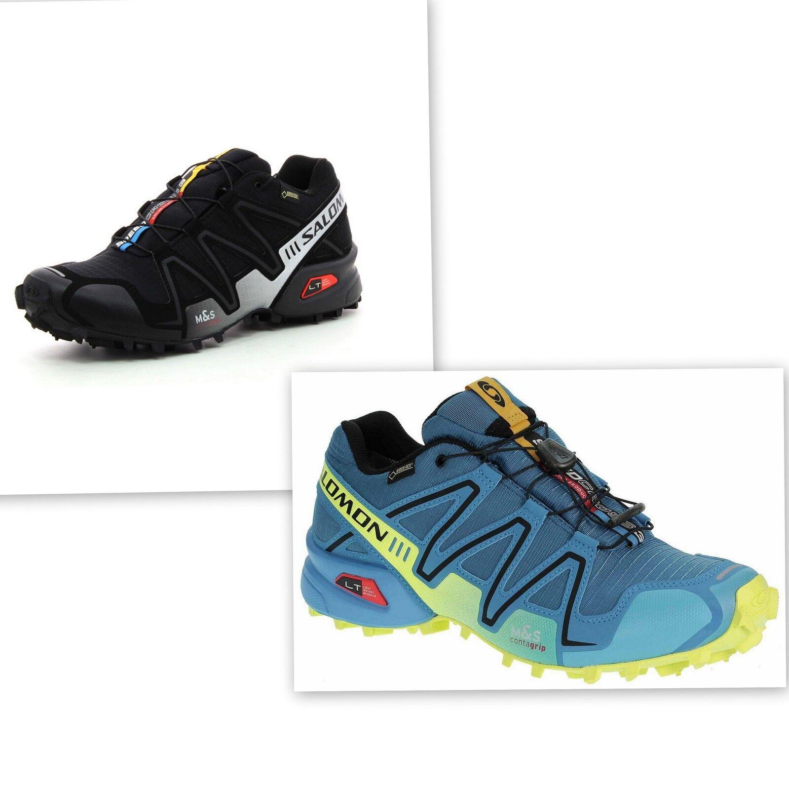 chaussures trail running SALOMON Speedcross 3 GTX EU 46 23