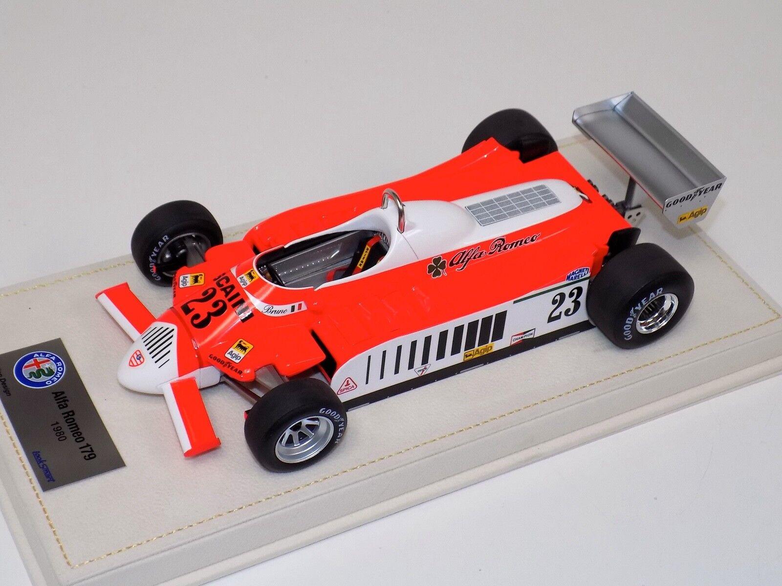 1   18 looksmart Alpha Romeo 179 Bruno Giacomelli 1980 Fórmula 1