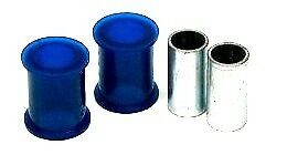 FORD ESCORT MK2 75-81 REAR SUPERPRO SHOCK MOUNT BUSHES