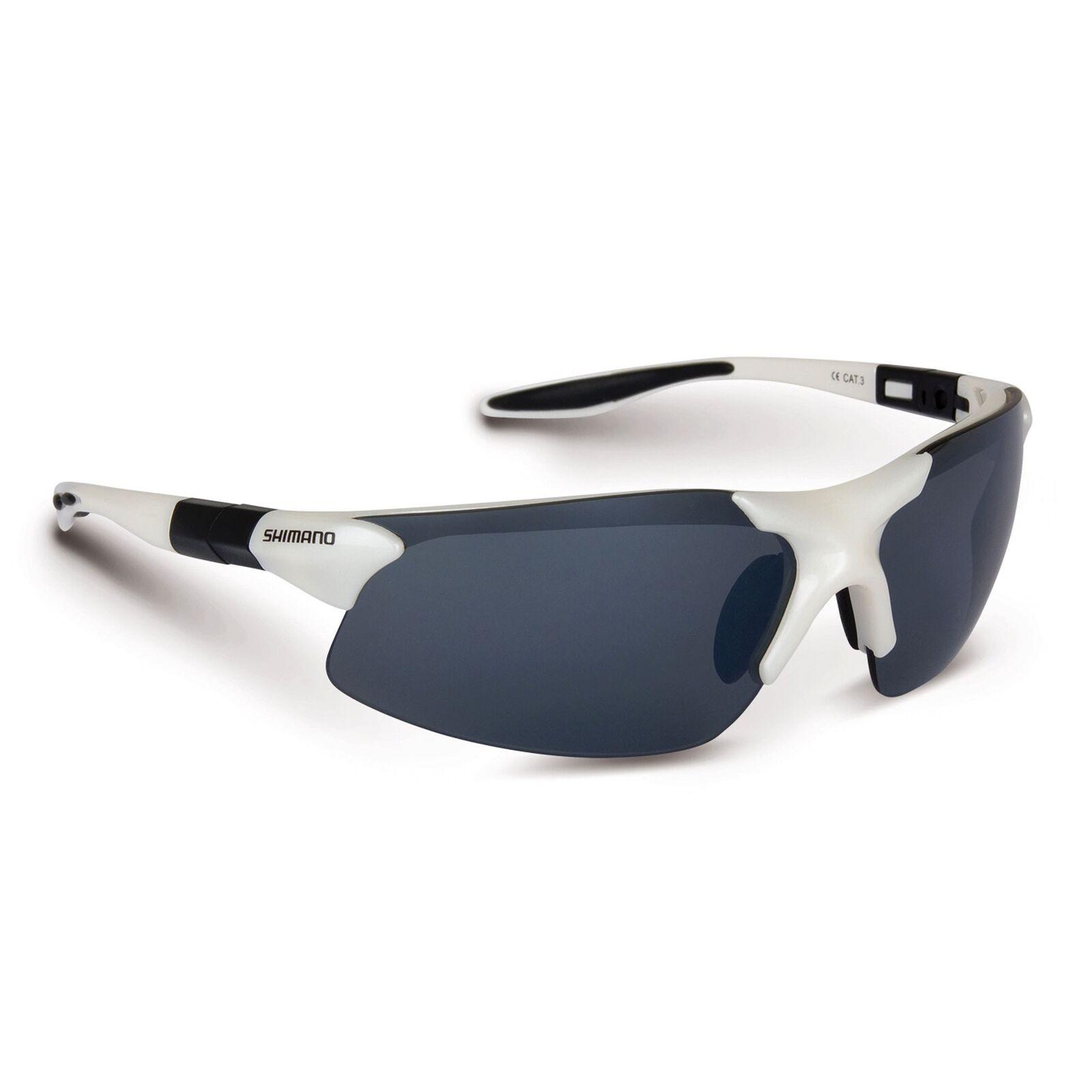 Shimano Shimano Shimano Polarisationsbrille Sunglass - Stradic - grau - Polbrille 090441