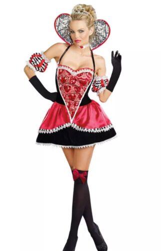queen of hearts costume women