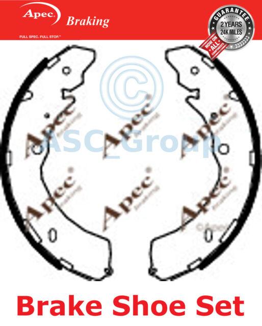 Apec Brake Shoe SHU784