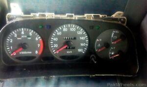 Toyota-corolla-instrument-cluster-speedo-not-working-repair