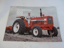 1969 International 656 Tractor Sales Brochure