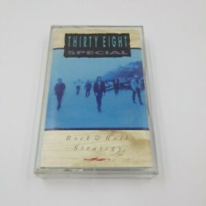 38-Special-Rock-amp-Roll-Strategy-Cassette-Tape-A-amp-M-Records-1988-11-Songs-Nice