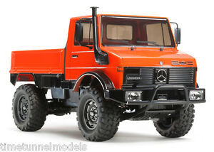 Trois super affaire de batterie!   Kit Tamiya 58609 Mercedes-benz Unimog 425 Rc