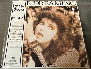 Kate Bush - THE DREAMING - rare Japan Mini-LP CD - TOCP 67818 - OBI - MINT!