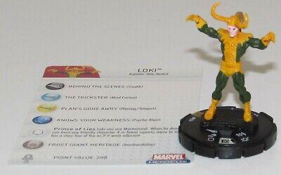 054 WOLVERINE Fantastic Four Heroclix Set #54 Super Rare