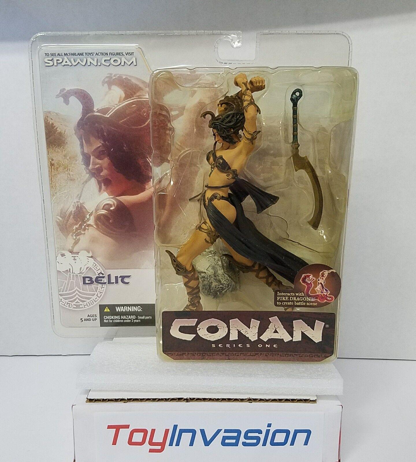 McFarlane Toys 2004 Conan Series 1 Belit Collectible Action Figure