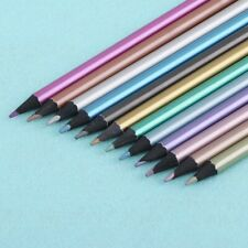 KOVIPGU New 12 Colors Pro Non-Toxic Drawing Pencils Sketching Drawing Finest