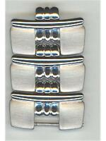 Citizen Sold Per Piece Silver Tone Stainless Steel Metal Link Lk-h0356
