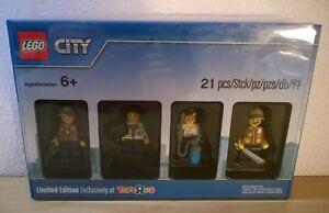 PRONTA-CONSEGNA-LEGO-CITY-JUNGLE-MINIFIGURES-5004940-TOYS-R-US-Ltd-Ed