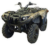 YAMAHA-GRIZZLY-ATV-550-700-FENDER-FLARES-MUD-GUARDS-OVER-FENDERS-2007-TO-2015