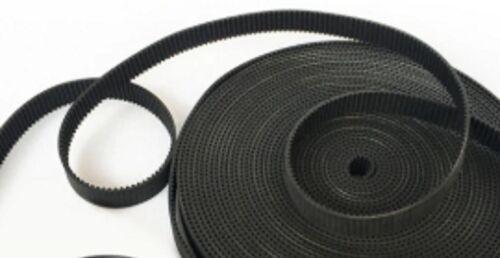 HTD 3M 6mm wide 3mm pitch Open End Timing Belt 3D Printer CNC CO2 Laser Machines