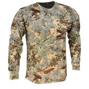 Details about King's Camo Desert Shadow Classic Cotton Long Sleeve Hunting Shirt 4XLarge