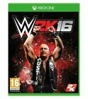 WWE 2k16 Xbox One Wrestling Game Pegi 16 2k Games