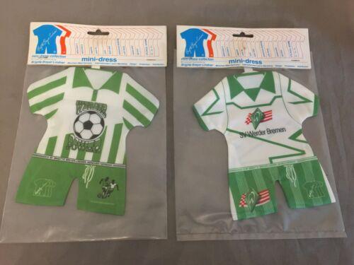 SV Werder Bremen Mini Trikot Werder Power Mini Jersey 2x Vintage Mini-Dress