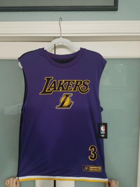 NBA Los Angeles Lakers Anthony Davis Size 2xl Men's Jersey Tank #3 ...