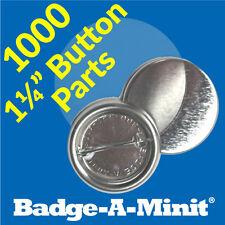 "Badge-A-Minit 1000-1 1/4"" Pin-Back Button Sets #3061"