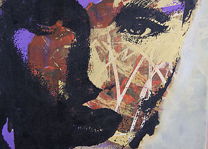 A0-canvas-modern-painting-wall-Graffiti-Street-Art-Print-girl-woman-face-license