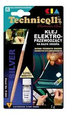 electro conductive adhesive glue for heating circuits printed rh ebay co uk