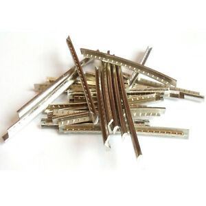 guitar fret wire fretwire choice of size cut to length choice of gauge 22 pcs ebay. Black Bedroom Furniture Sets. Home Design Ideas