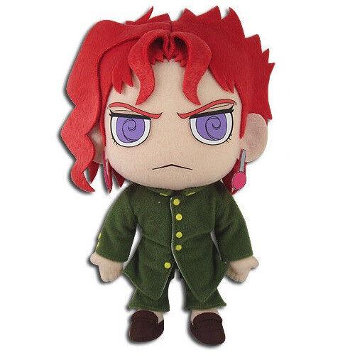 REAL AUTHENTIC  52818 JoJo/'s Bizarre Adventure Noriaki Kakyoin Plush Doll