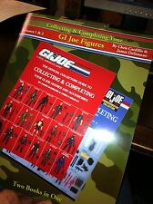 2014- New Improved GREAT PRINT GIJOE Book Identification Guide 2 in 1 DeSimone