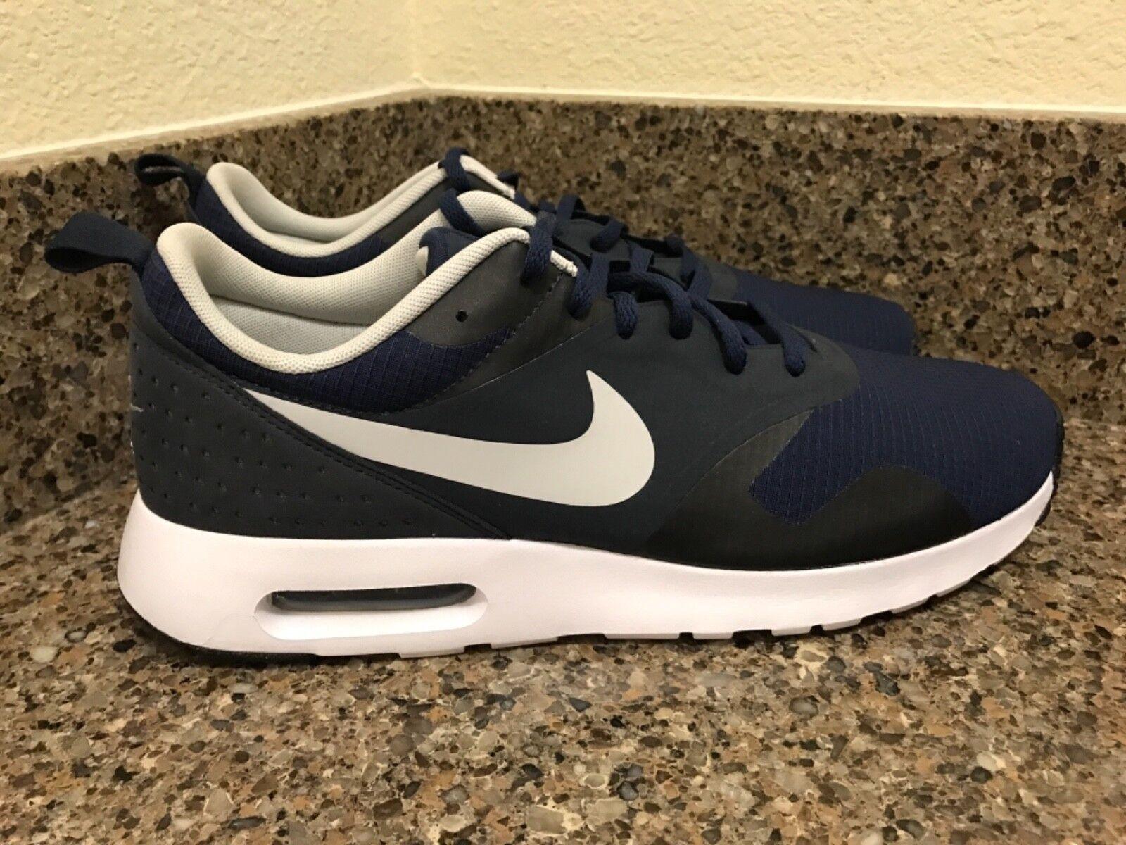 Nike air max tavas marina / grey / ossidiana 705149-401 nuovi uomini dimensioni