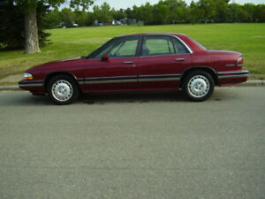 1994 RED BUICK LESABRE LOW KMS MINT CONDITION