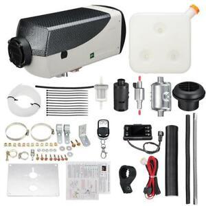 5KW-Air-Heater-Standheizung-Luftheizung-12V-Diesel-Heating-Heizgeraet-LKW-RV-DHL