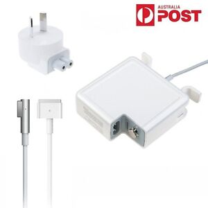 "45W 60W 85W AC Power Adapter charger Magsafe1 2 for Apple MacBook Pro 15 17"" AU"