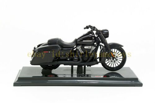 Maisto 1:18 Harley Davidson 2017 Road King Special MOTORCYCLE BIKE Model IN BOX