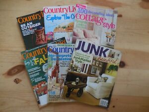 Details about Junk Market Beautiful 100 Cottage Style Decorating Ideas  Country Living Magazine