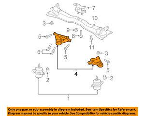 image is loading ford-oem-05-10-mustang-engine-motor-transmission-