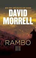 Rambo III by David Morrell (2016, CD, Unabridged)