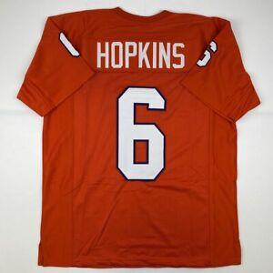 deandre hopkins signed clemson jersey