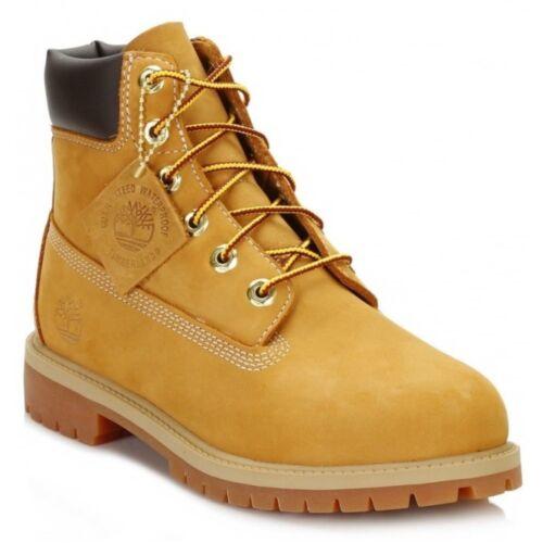 In Wheat Nubuck Uk Eu Premium Junior's 6 5 Timberland 12909 Boots 38 Yellow EqfgnwY