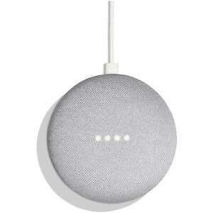 Enceinte Bluetooth Google Home Mini - Galet