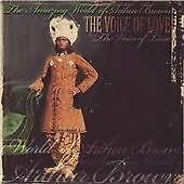 Arthur Brown : The Voice of Love CD (2007)