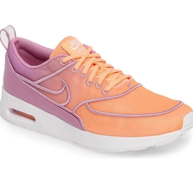 Nike Air Max Thea Ultra 881119800 Sneaker Trainers UK Size 4.5 Sunset Glow (82)