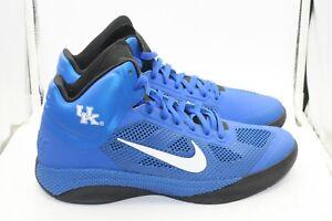 9689ca4e285 Nike Zoom Hyperfuse Kentucky Wildcats DS size 11 Varsity Royal White ...